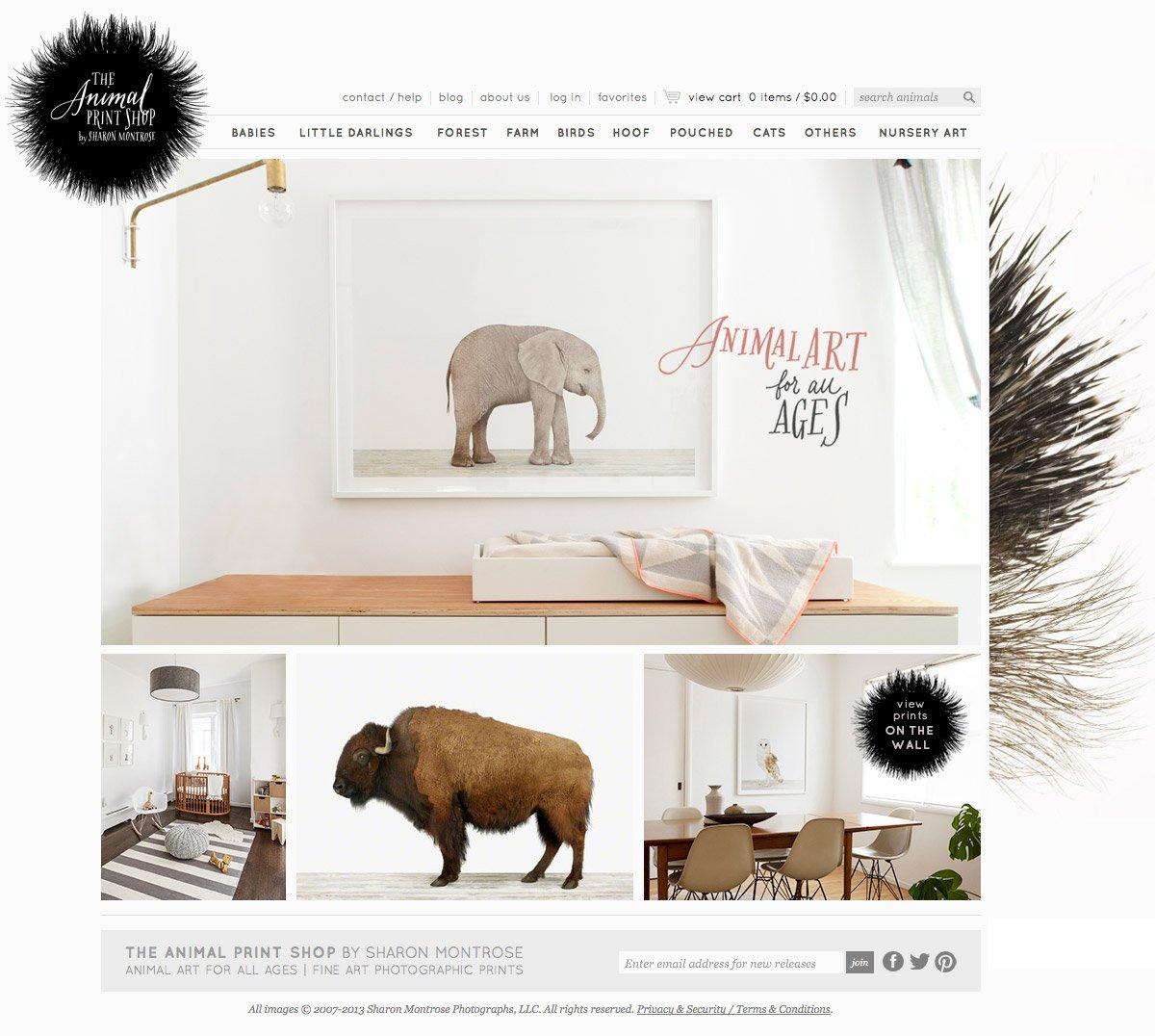 The Animal Print Shop