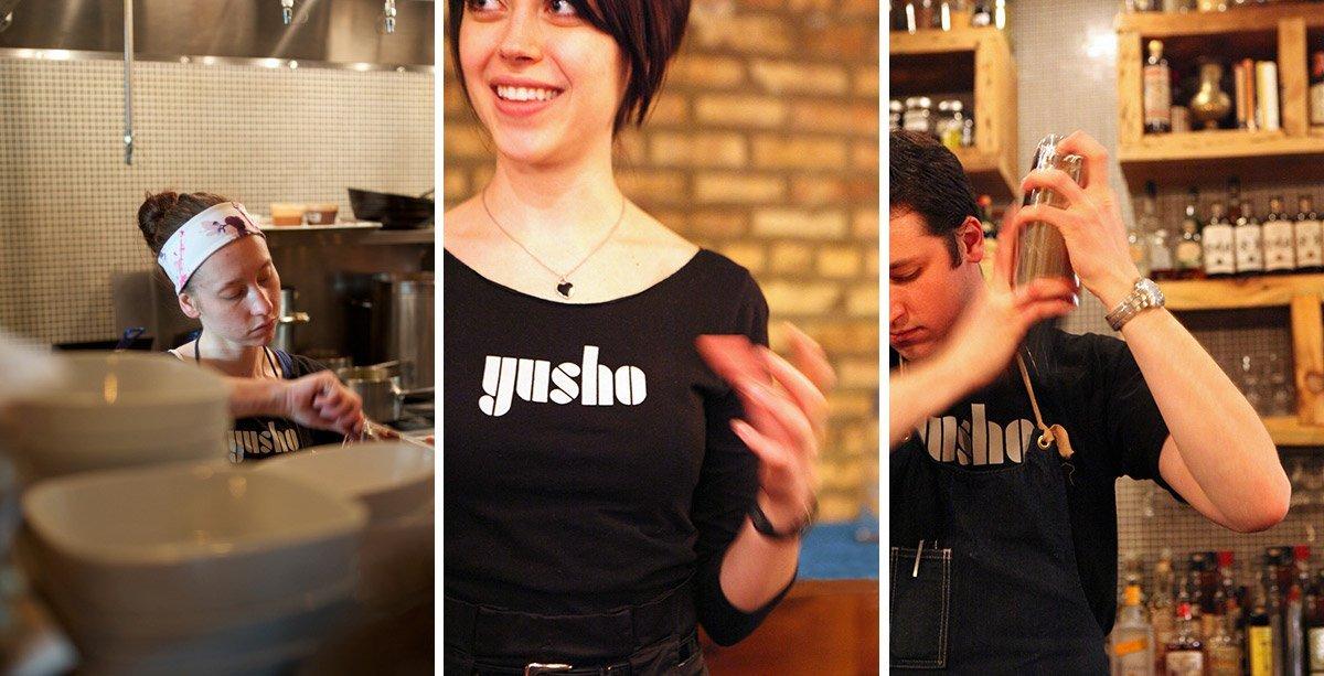 Yusho Shirts
