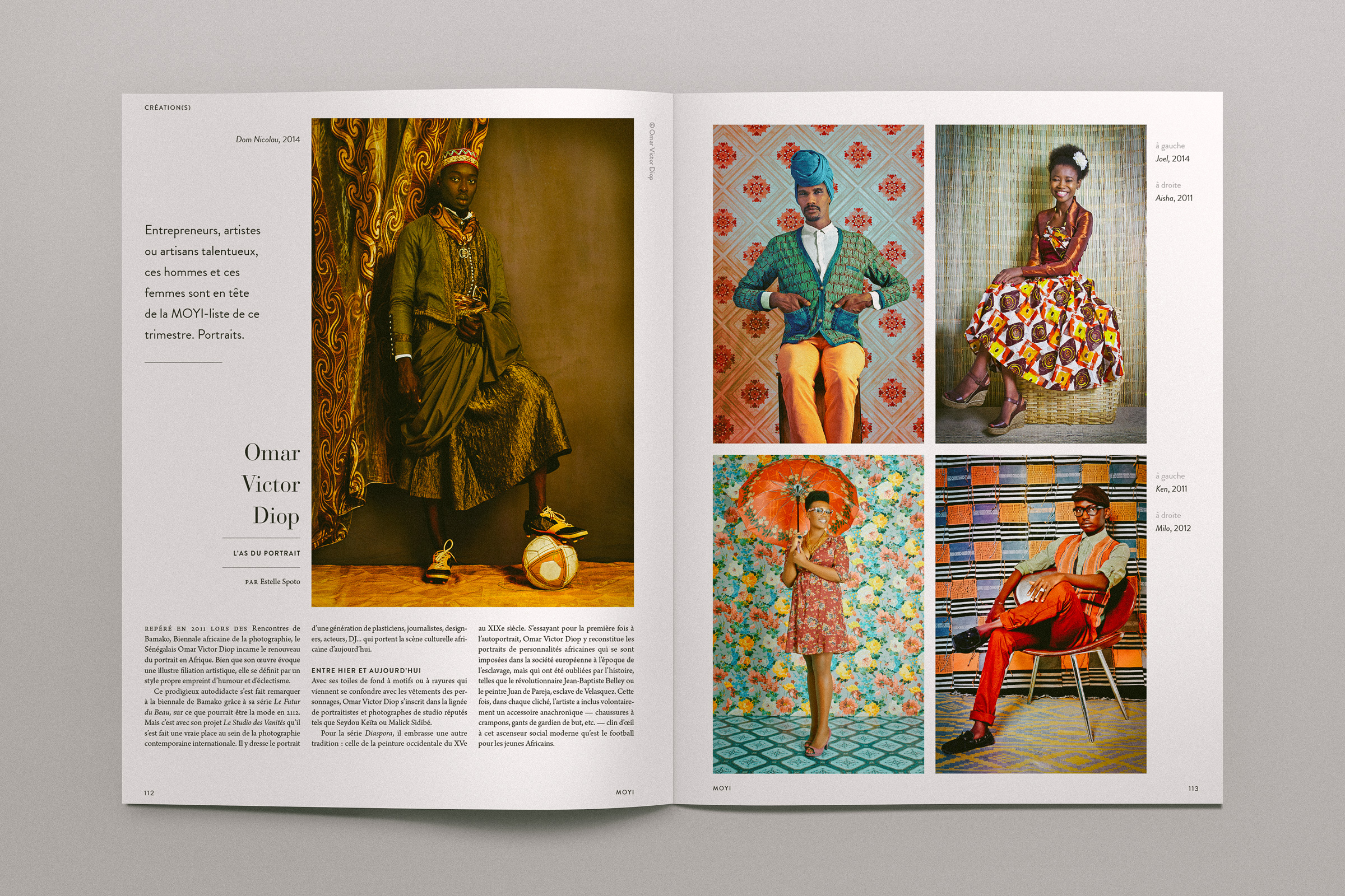 Moyi Magazine
