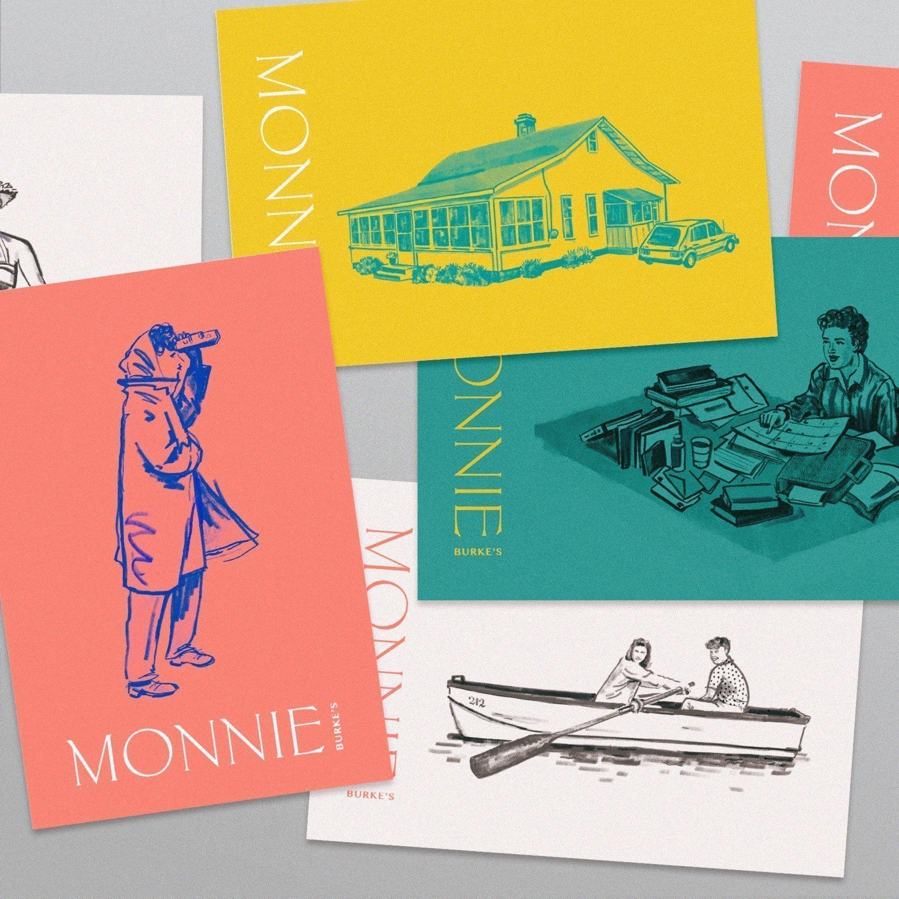 Monnie Burke's